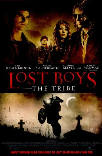 Lost Boys : The Tribe–映画ポスター...