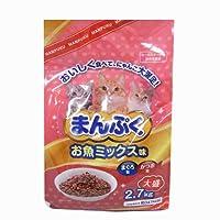 コーナン オリジナル まんぷくドライお魚 ミックス味 2.7kg