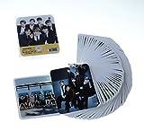 防弾少年団 BTS 韓国語 単語 カード 63枚入 + ケース付