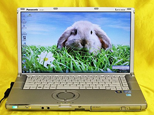 レッツノート Panasonic Let& 039 s note B11 CF-B11JWCYS 7日以内 Core i5 3320M 2.60GHz 4GB 320GB DVDSマルチ Win7