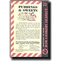Ministry Of Food Leaflet - Puddings And Sweets Leaflet - From World War 2 by Resources For Teaching [並行輸入品]