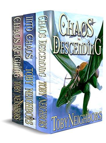 Download Chaos Saga: Three Book Bundle (English Edition) B01N9TFLS9