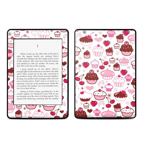【Kindle Paperwhite スキンシール】 DecalGirl - Sweet Shoppe