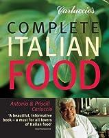 Carluccio's Complete Italian Food [並行輸入品]