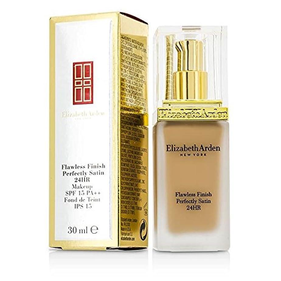 図書館鷹知人エリザベスアーデン フロウレスフィニッシュパーフェクトリーサテン24HRメイクアップ SPF15 #06 Cream