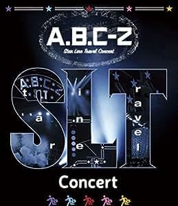 A.B.C-Z Star Line Travel Concert(BD通常盤) [Blu-ray]