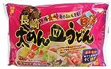 狩野ジャパン 長崎白湯太麺皿うどん2食 328g×5個