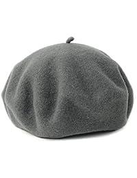 LE BERET ル ベレー SOLID BERET ベレー帽 レディース 秋 冬 秋冬