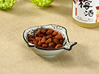 魚型小皿(赤いコスモス)/おうち料亭/業務用食器