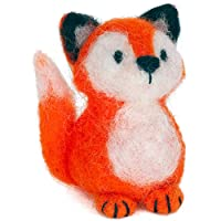 "Feltworks Fox Felting Kit-3-1/2""X2-1/2"" (並行輸入品)"