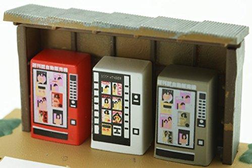 トミーテック ジオコレ 情景コレクション 情景小物083-2 自販機B2 ジオラマ用品