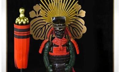 「豊臣秀吉」 戦国武将ミニ甲冑フィギュア1