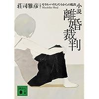 小説 離婚裁判<モラル・ハラスメントからの脱出> (講談社文庫)