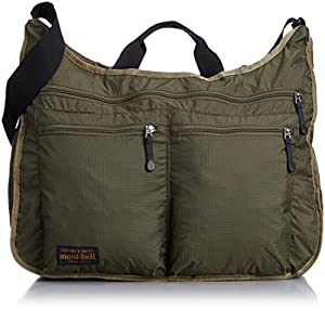 モンベル L.W.ショルダーバッグ L (mont-bell L.W.SHOULDER BAG L) 品番:#1123521
