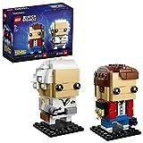 【Amazon.co.jp限定】レゴ(LEGO)ブリックヘッズ マーティ・マクフライ&ブラウン博士 41611