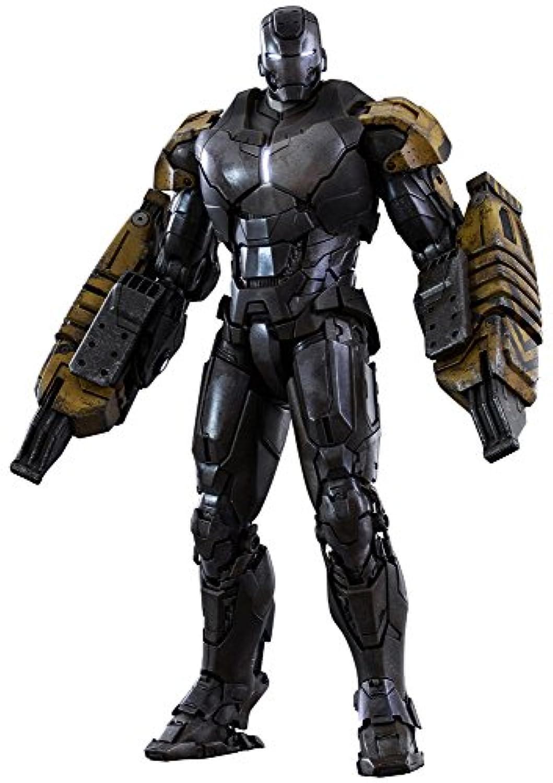 ムービー?マスターピース アイアンマン3 アイアンマン?マーク25(ストライカー) 1/6スケール プラスチック製 塗装済み可動フィギュア