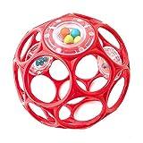 O'ball オーボール ラトル レッド (11487) by Kids II