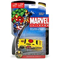 Marvel Universe Diecast Collection [Wolverine - Leadfoot]