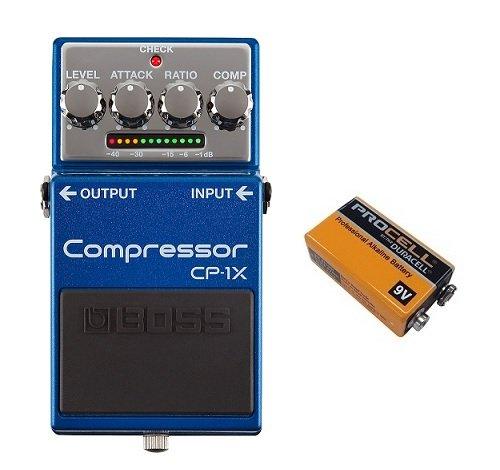 BOSS『CP-1X Compressor』