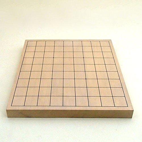 新かや10号(接合)卓上将棋盤 竹 -