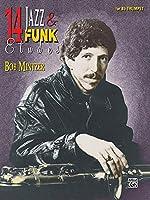 14 Jazz & Funk Etudes - B-Flat Trumpet
