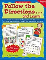 Follow the Directions...and Learn: Grades K-1