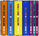 Harry Potter Boxed Set: The Complete Collection Adult (Harry Potter Adult Cover)