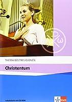 Christentum Arbeitsheft mit CD-ROM