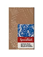 "Speedball s4306リノリウムブロック12パック、3"" x 5"""