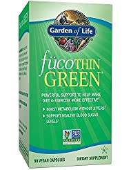 海外直送品Garden of Life Fucothin Green, 90 Caps