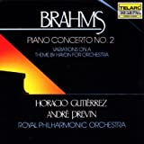 Con Pno 2/Var Theme Haydn