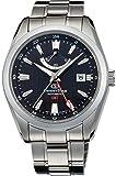 Orient腕時計ORIENTSTAR GMT Orient Star Mechanical自動巻きブラックwz0061djメンズ