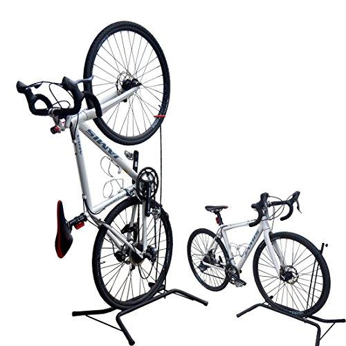 GORIX(ゴリックス) 自転車 スタンド [縦置き 横置き...