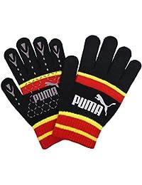 PUMA(プーマ) ニット手袋 ジュニア 男の子 子供用 ニットグローブ 子供手袋