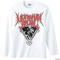 ウルトラマン - ULTRA KAIJU JUSTICE 05 ウルトラマンベリアル L/S Tシャツ ホワイト [Sサイズ]