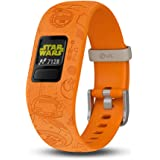Garmin Vivofit Jr 2 Kids Star Wars Light Side vs Dark Side Silicone Band Fitness/Activity Tracker Smart Watch
