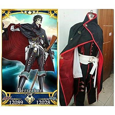 「ノーブランド品」Fate/Grand Order(フェイトグランドオーダー・FGO・Fate go) 土方歳三 ☆コスプレ衣装 全セット