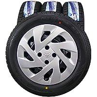 15インチ 4本セット スタッドレスタイヤ&ホイール NorthTrek (ノーストレック) N3 175/65R15 TOYOTA (トヨタ) AQUA (アクア) 純正 15×5.5J(+45)PCD100-4穴