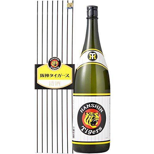 清酒 阪神タイガース カートン入 [ 日本酒 兵庫県 1800ml ]