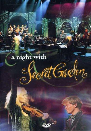 A Night With Secret Garden [DVD] [Import]