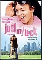 Just My Luck (Widescreen)【DVD】 [並行輸入品]