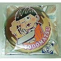 おそ松さん ばくだん焼 本舗 SD 缶バッジ トド松 ばくだん焼き コラボ