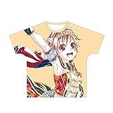 BanG Dream! ガールズバンドパーティ! 北沢はぐみ Ani-Art フルグラフィック Tシャツ vol.2 ユニセックス XLサイズ