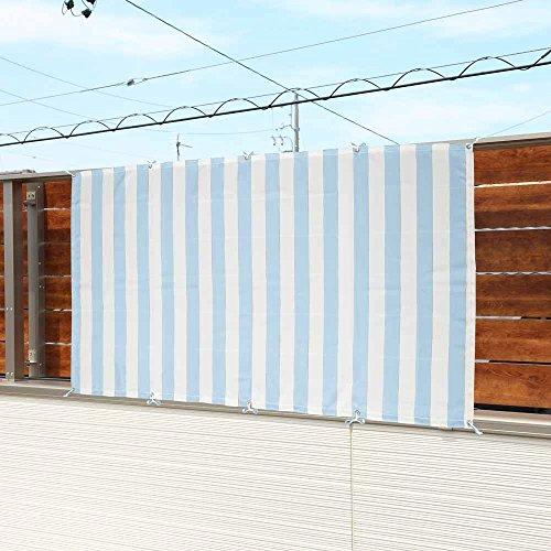 サンローズ(Sunrose)サンシェードハリー2(ライトブルー)幅190X丈100cm4936572738941