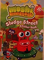 Moshi Monsters Sludge Street. Sticker Book