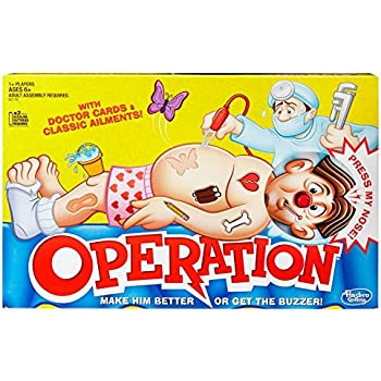 MBゲーム オペレーション Operation (新デザイン) [並行輸入品]