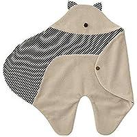 ベビー おくるみ ベビー用寝袋 ふわふわ クマさん 赤ちゃん用 新生児 スリーパー 出産祝い Kootk