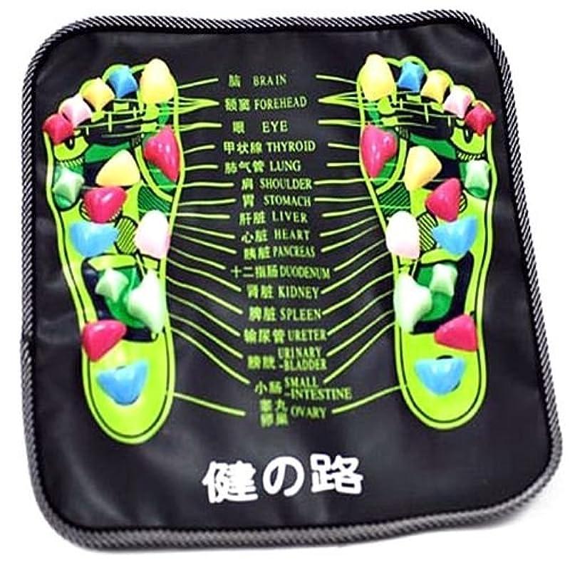 自発的踏み台クラッシュisz-spo 足ツボ マッサージ 健康ボード プラスチック 簡単 収納