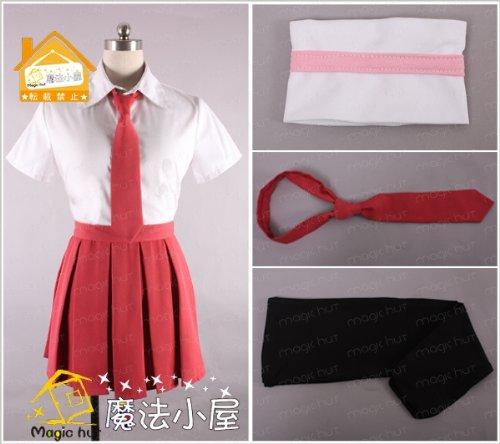 コスプレ衣装◆『咲-Saki-』阿知賀編 鷺森 灼(さぎもり あらた)--男性Lサイズ コスチューム