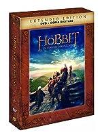 Lo Hobbit - Un Viaggio Inaspettato (Extended Edition) (5 Dvd) [Italian Edition]
